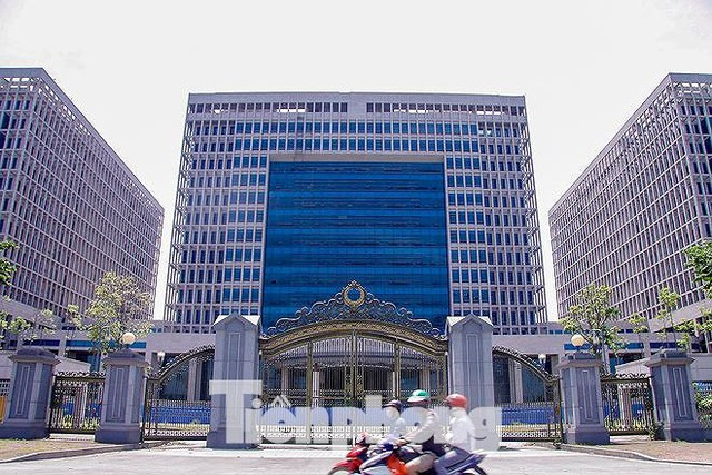 9 Bộ, ngành xây trụ sở mới duy nhất chỉ 1 bàn giao đất vàng trụ sở cũ - Ảnh 1.