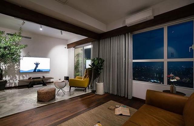 Căn hộ chật hẹp bỗng đẹp miễn chê nhờ thiết kế nội thất thông minh - Ảnh 7.