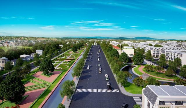 Thị trường BĐS Long Thành nhộn nhịp nhờ sân bay, cao tốc - Ảnh 2.