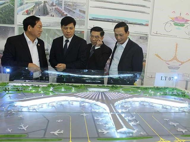 Đề xuất ACV làm chủ đầu tư sân bay Long Thành - Ảnh 1.