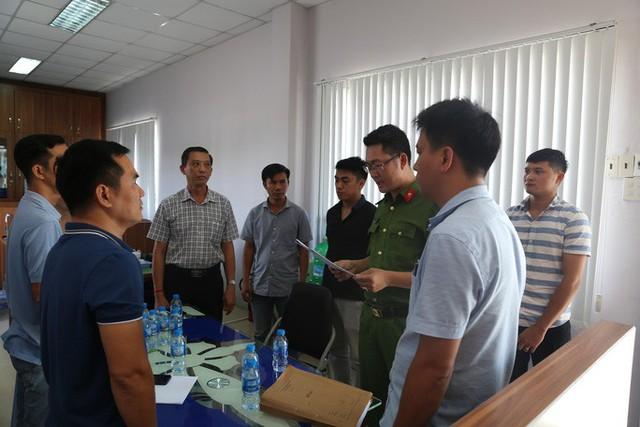 Đại gia Trịnh Sướng chưa phải quan trọng nhất trong đường dây xăng giả - Ảnh 2.