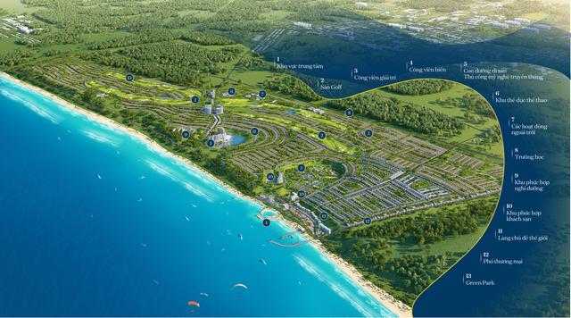 [Đánh Giá Dự Án] 2 khu nghỉ dưỡng lớn nhất Bình Thuận đang triển khai xây dựng - Ảnh 13.