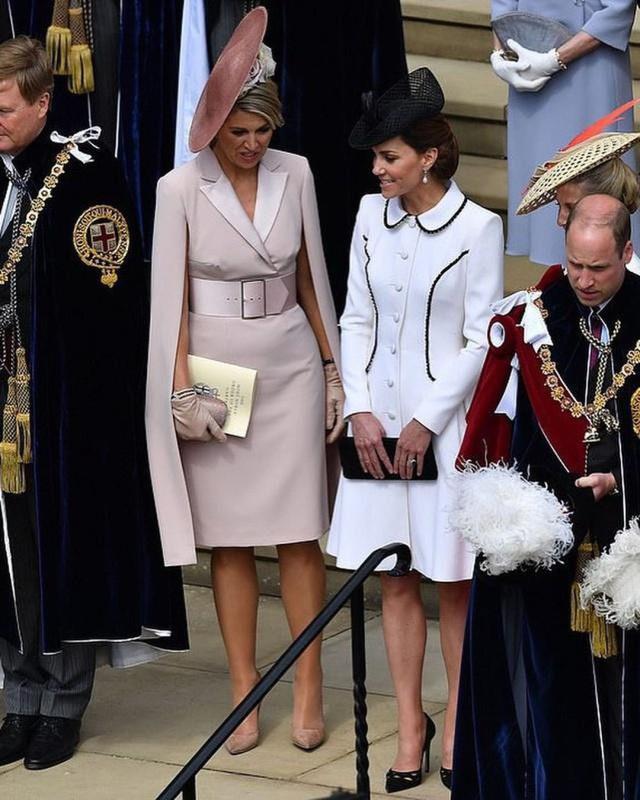 Ivanka Trump mặc đẹp và thần thái ngút ngàn hóa ra là nhờ học hỏi theo công nương Diana và Kate Middleton? - Ảnh 2.