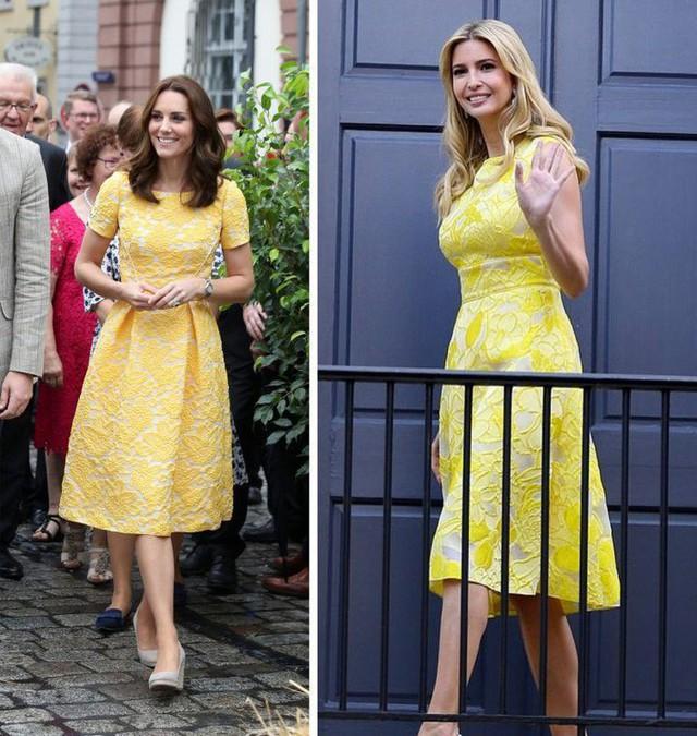 Ivanka Trump mặc đẹp và thần thái ngút ngàn hóa ra là nhờ học hỏi theo công nương Diana và Kate Middleton? - Ảnh 6.