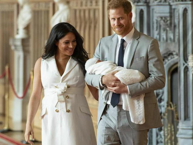 Vợ chồng Meghan Markle sắp có em bé thứ 2 và lần đầu hé lộ nguồn tài chính của cặp đôi này khiến người dùng mạng ngỡ ngàng - Ảnh 1.