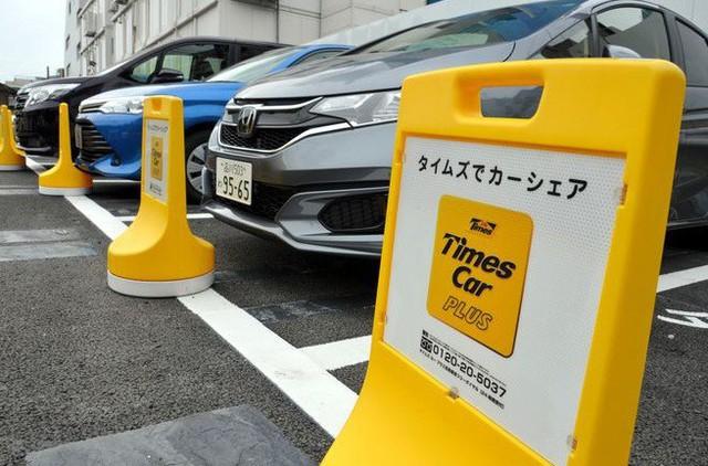 Kỳ lạ xu hướng thuê ô tô nhưng không lái ở Nhật Bản - Ảnh 1.
