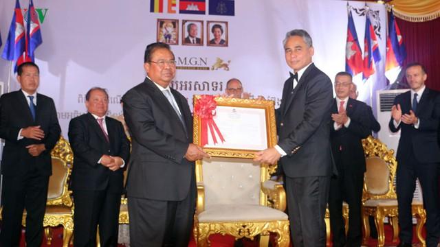 Doanh nghiệp Việt đẩy mạnh đầu tư tài chính ngân hàng tại Campuchia - Ảnh 2.