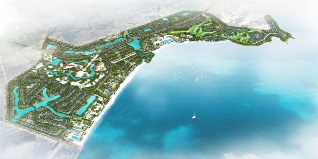 Xúc tiến gặp mặt đối tác chiến lược 3 miền, siêu dự án FLC Quảng Ngãi chính thức khởi động - Ảnh 1.