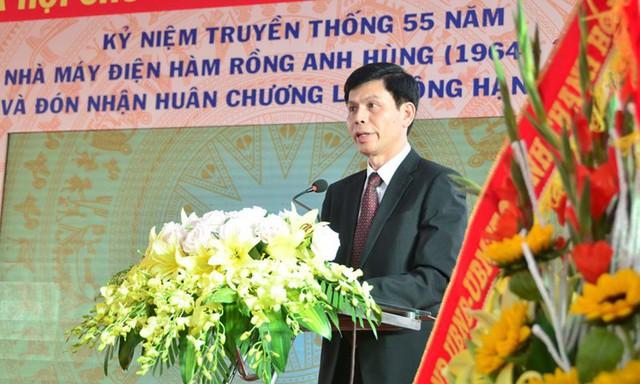 Phó Chủ tịch tỉnh Thanh Hóa được bổ nhiệm làm Thứ trưởng Bộ GTVT - Ảnh 1.