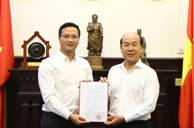 Phó Chủ tịch tỉnh Thanh Hóa được bổ nhiệm làm Thứ trưởng Bộ GTVT - Ảnh 2.