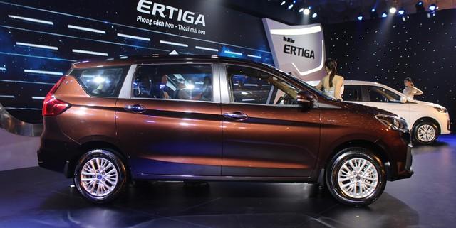 Những mẫu ôtô vừa ra mắt thị trường Việt - Ảnh 2.
