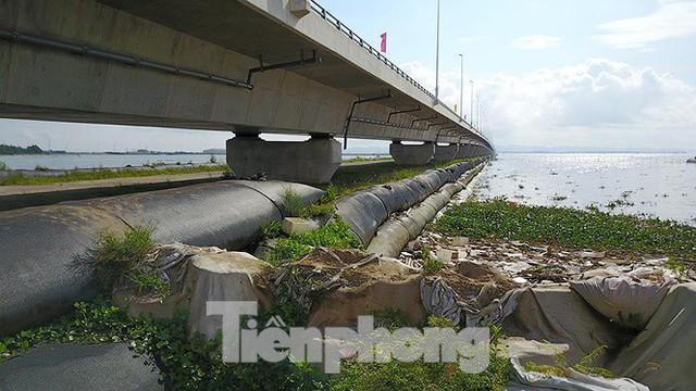 Cây cầu vượt biển dài nhất Việt Nam bị kiểm toán chỉ ra nhiều sai sót - Ảnh 11.