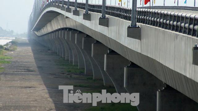 Cây cầu vượt biển dài nhất Việt Nam bị kiểm toán chỉ ra nhiều sai sót - Ảnh 12.