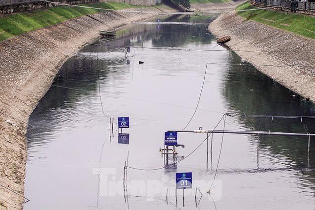 Chất lượng nước sông Tô Lịch biến chuyển ra sao khi dùng bảo bối của Nhật? - Ảnh 6.