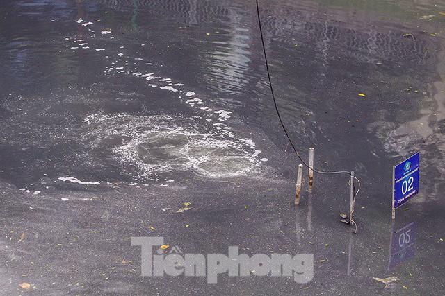 Chất lượng nước sông Tô Lịch biến chuyển ra sao khi dùng bảo bối của Nhật? - Ảnh 7.