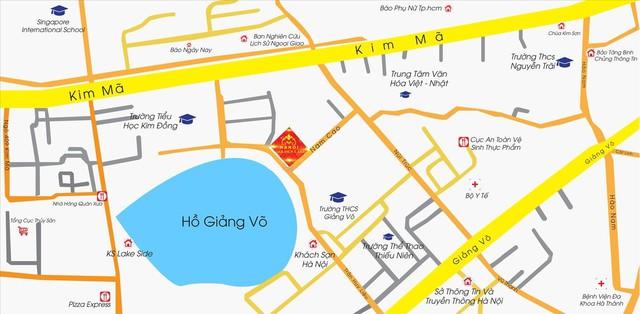 """[Đánh giá Dự án] 2 tòa nhà hạng sang """"độc lạ"""" lần đầu tiên xuất hiện giữa trung tâm Hà Nội - Ảnh 3."""