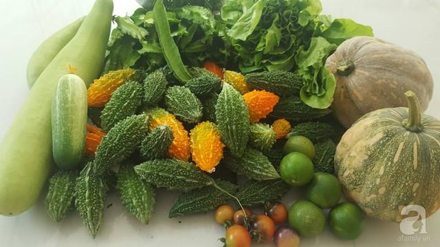 Sở hữu sân thượng rộng đến 200m², mẹ đảm ở Sài Gòn khiến nhiều người bất ngờ với trang trại rau quả tự trồng - Ảnh 20.