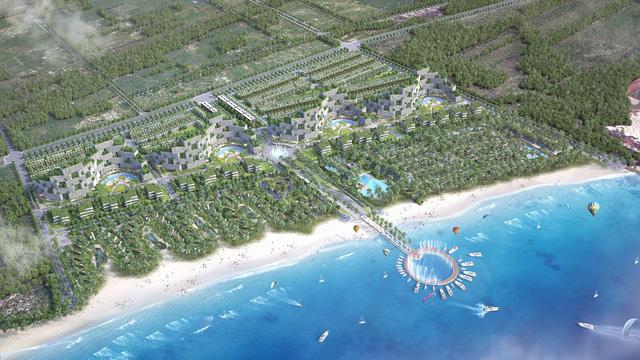 [Đánh Giá Dự Án] 2 khu nghỉ dưỡng lớn nhất Bình Thuận đang triển khai xây dựng - Ảnh 2.