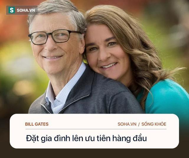 Tỷ phú Bill Gates: Chìa khóa để hạnh phúc, khỏe mạnh là làm 4 việc, không cần đến tiền - Ảnh 5.