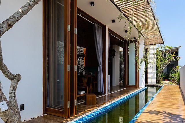 Tuyệt chiêu giúp ngôi nhà ở Quảng Nam quanh năm mát rượi - Ảnh 8.