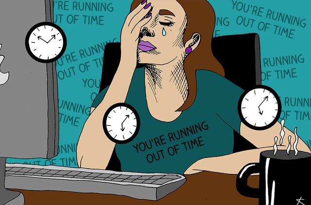 Cắm mặt cả ngày ở văn phòng chưa chắc thể hiện mình chăm chỉ, sao không về nhà đúng giờ để có 4 lợi ích này - Ảnh 2.