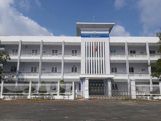 Kỷ luật Phó Chánh Thanh tra Sở GTVT vì xin bỏ qua xe vi phạm  - Ảnh 1.