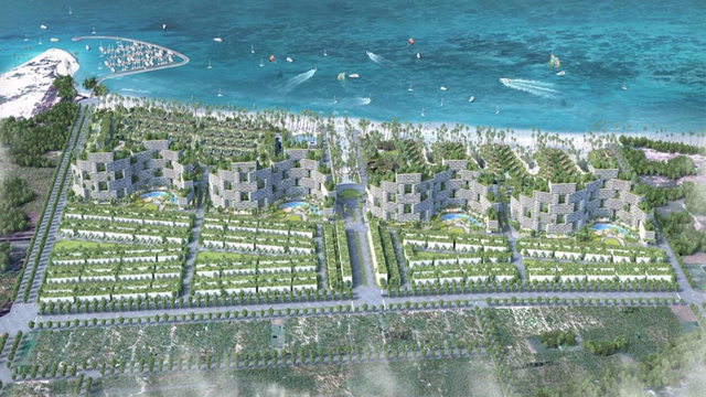 Thực hư chuyện hàng loạt dự án nghìn tỷ đang đánh thức thiên đường nghỉ dưỡng Kê Gà - Ảnh 1.