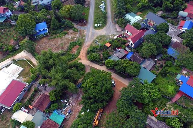 Vĩnh Phúc làm 2km đường gần 15 tỷ, 13 năm chưa xong - Ảnh 2.