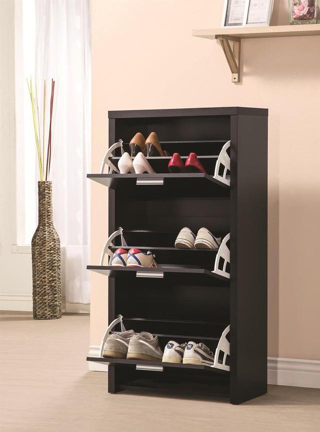 Phong thủy cho tủ giày: Đơn giản nhưng không thể bỏ qua - Ảnh 3.