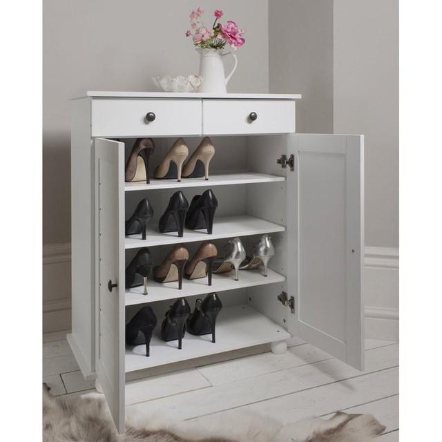 Phong thủy cho tủ giày: Đơn giản nhưng không thể bỏ qua - Ảnh 4.