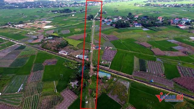 Vĩnh Phúc làm 2km đường gần 15 tỷ, 13 năm chưa xong - Ảnh 6.