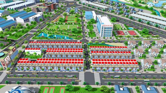 Những khu vực giao dịch sôi động trên thị trường nhà đất Bà Rịa - Vũng Tàu - Ảnh 2.