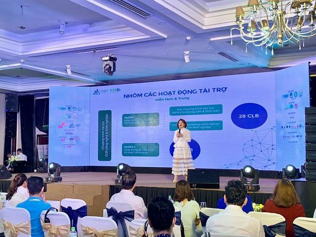 Vietnam Startup Day: 200 startup từ 11 nước thuyết trình trực tiếp, Vintech Fund thuộc Vingroup công bố đầu tư cho 14 CLB khởi nghiệp các trường đại học khu vực miền Nam - Ảnh 3.