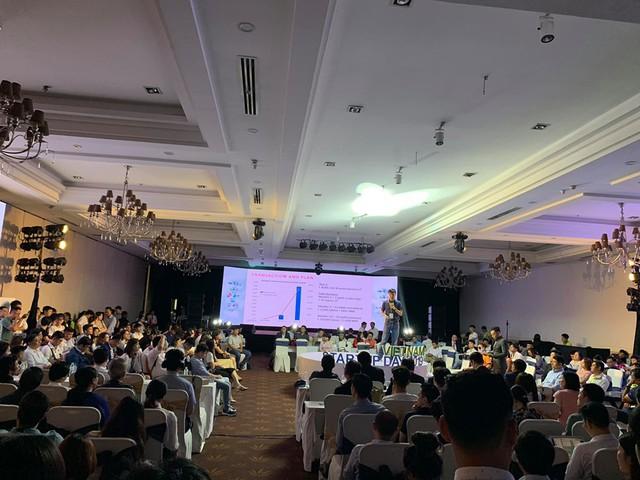 Vietnam Startup Day: 200 startup từ 11 nước thuyết trình trực tiếp, Vintech Fund thuộc Vingroup công bố đầu tư cho 14 CLB khởi nghiệp các trường đại học khu vực miền Nam - Ảnh 4.