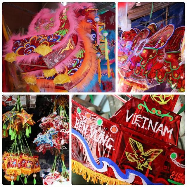 Làng làm đồ chơi ở Sài Gòn bận rộn trước thềm Trung thu - Ảnh 12.