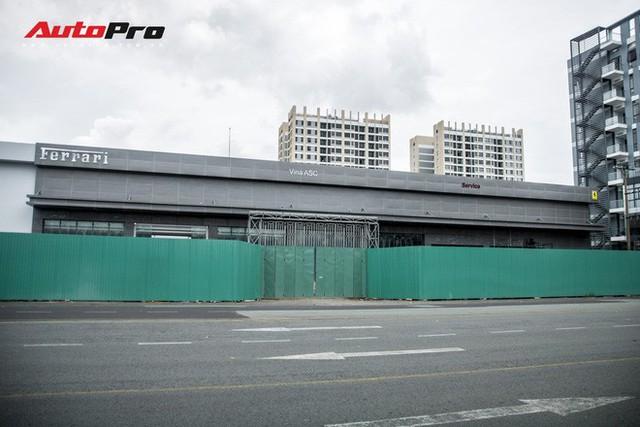 Lộ diện đại lý của hãng siêu xe Ferrari đầu tiên tại Việt Nam - Ngay sát đối thủ Lamborghini - Ảnh 5.