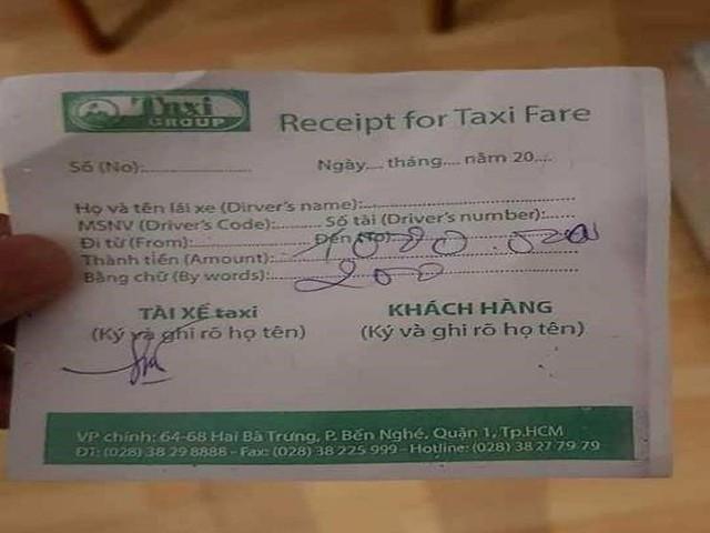 Khách tố đi taxi hết 1,2 triệu, tài xế nói chỉ thu 200 ngàn? - Ảnh 3.