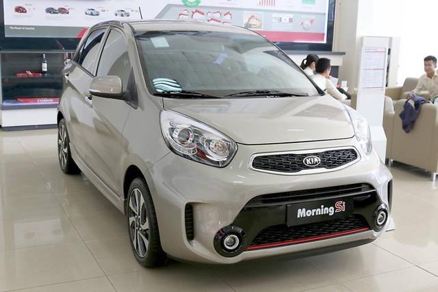 Giá xe biến động: Thêm mẫu xe giảm 200 triệu - Ảnh 2.