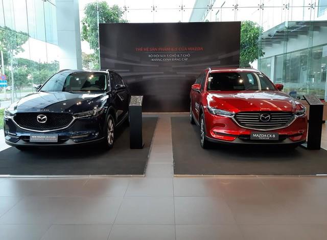 Giá xe biến động: Thêm mẫu xe giảm 200 triệu - Ảnh 3.