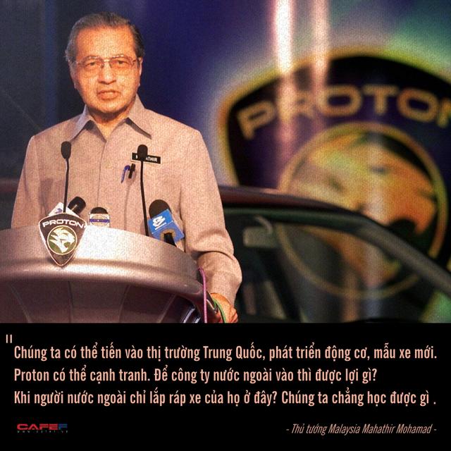Thủ tướng Mahathir Mohamad khao khát thúc đẩy dự án xe hơi quốc gia mới với công nghệ 4.0  - Ảnh 1.