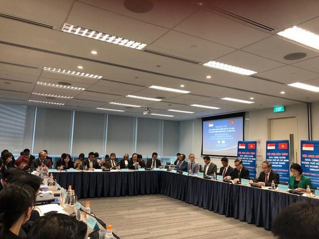 Một doanh nghiệp Singapore quan tâm đến dự án cầu kết nối TP HCM - Đồng Nai - Ảnh 3.