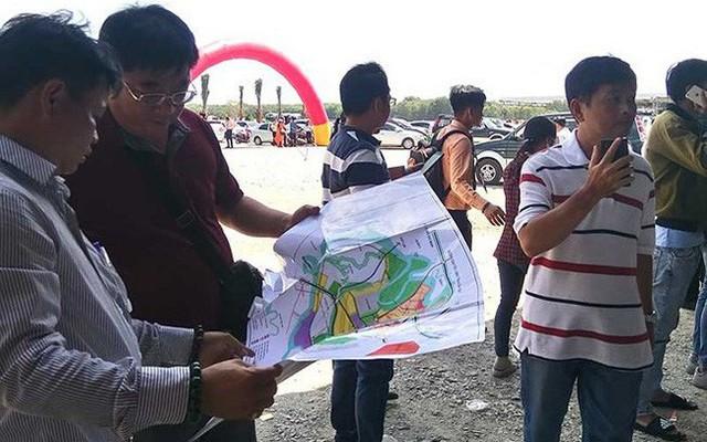Giá đất xung quanh dự án sân bay Long Thành tăng chóng mặt  - Ảnh 2.