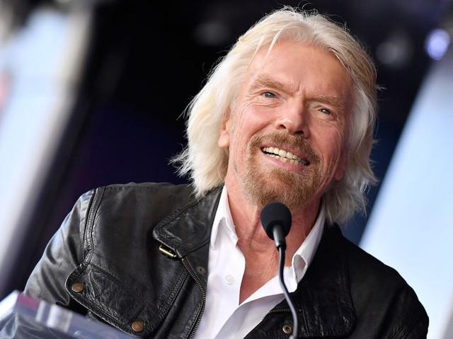 """Tỷ phú Richard Branson: """"Vật chất chưa bao giờ là thứ mang lại hạnh phúc, nhưng những điều này thì có"""" - Ảnh 1."""