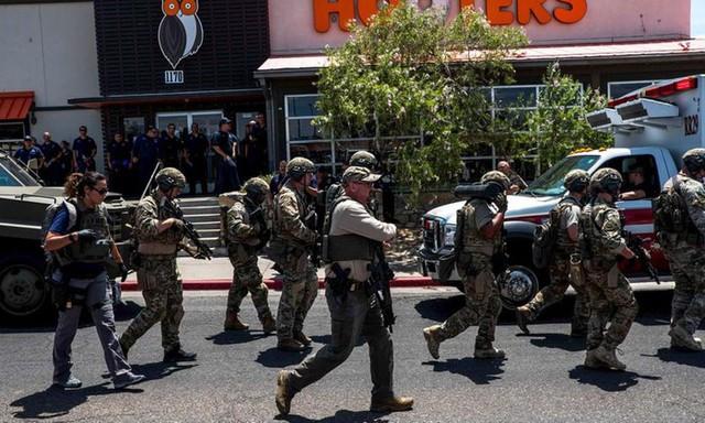 10 vụ xả súng đẫm máu nhất trong lịch sử nước Mỹ hiện đại - Ảnh 1.