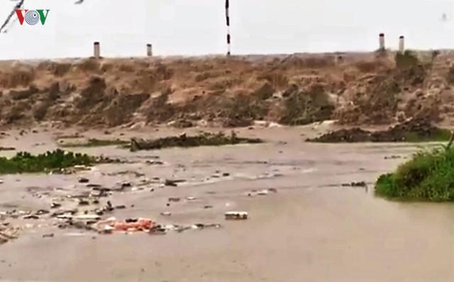 Hiện trường sau cơn thủy triều khủng khiếp tại Cà Mau - Ảnh 4.