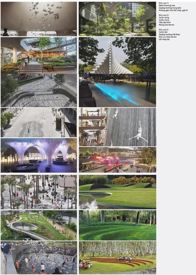 Hình hài Công viên 23-9 qua hai thiết kế đoạt giải - Ảnh 6.