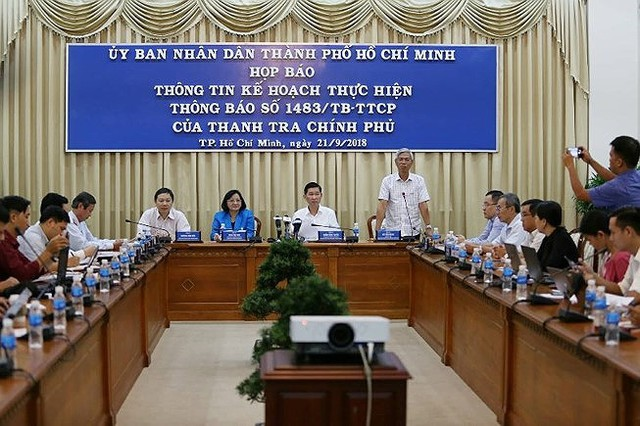 Công bố chi tiết sai phạm trong thu hồi đất dự án khu Công nghệ cao TPHCM - Ảnh 1.