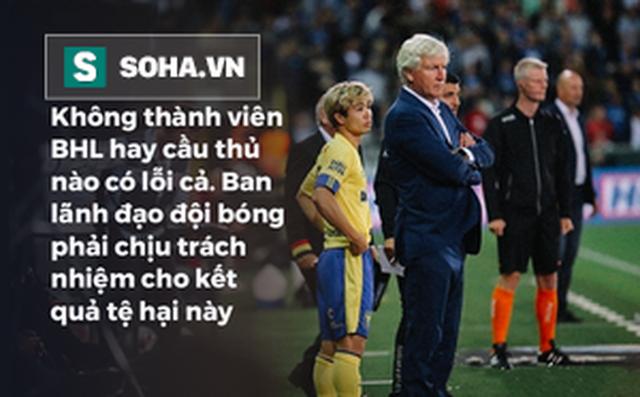 Khó khăn không ngờ xảy đến với Hà Nội FC trên con đường chinh phục giấc mơ của bầu Hiển - Ảnh 2.