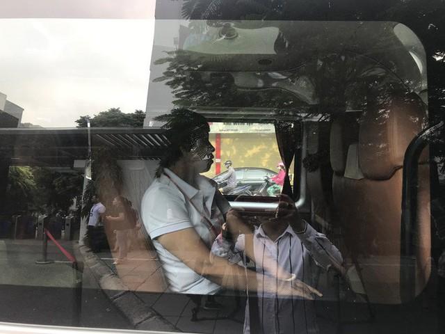 Cận cảnh quy trình đưa đón học sinh của trường Gateway - Ảnh 13.