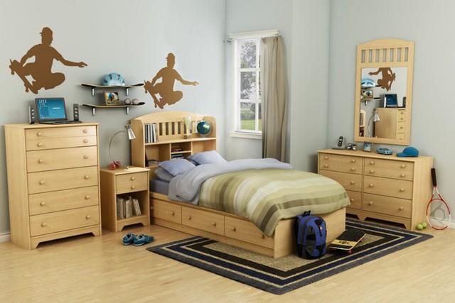Ngắm những căn phòng độc đáo cho trẻ nhỏ với gam mầu ấn tượng - Ảnh 4.